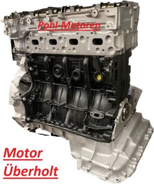 Motor Überholt CBAAVW PASSAT CC (357) 2.0 TDI