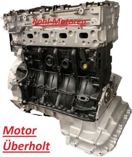Motor Überholt G9U 754OPEL MOVANO VIVARO KASTEN (F9) 2.5 CDTI DTI